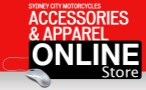 Sydney City Motorcycles OnLine Shopping